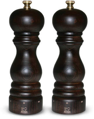 Peugeot Paris u'Select Chocolate Salt and Pepper Mill Set