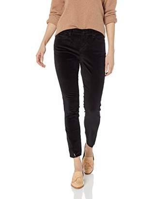NYDJ Women's AMI Skinny Velvet Legging with Twisted Sideseam Detail