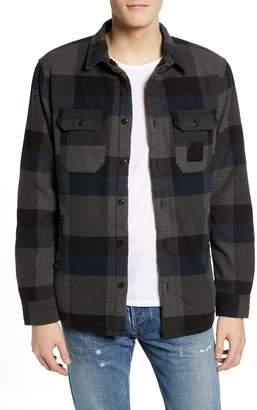 Quiksilver Miho Stones Long Sleeve Woven Shirt Jacket