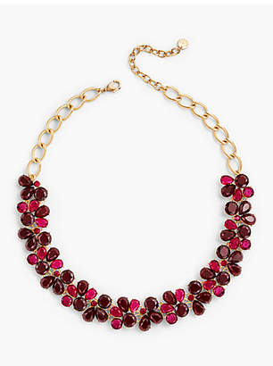 Talbots Crystal Statement Necklace
