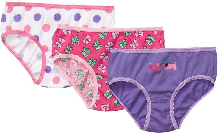 Osh Kosh 3-Pack Panties