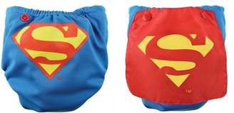 Bumkins Snap in One, DC Comics, Superman Icon with Cape