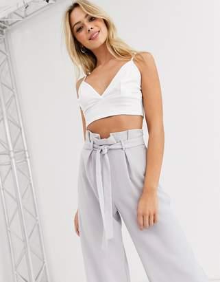 Love paperbag waist pants