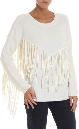 P.A.R.O.S.H. Fringed Sweater