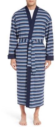 Men's Majestic International 'Field House' Cotton Robe $85 thestylecure.com