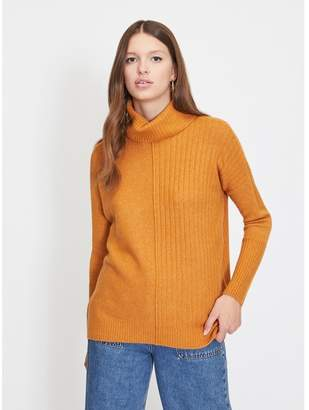 Miss Selfridge - Soft Touch Cosy Roll Neck Knitted Jumper