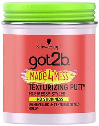 Schwarzkopf got2b Made4Mess Texturizing Putty 100ml