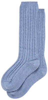 Brora Cashmere Bed Socks