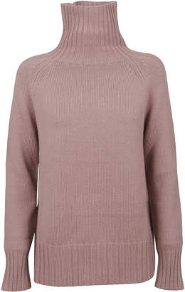 Max Mara Pink Wool Sweater