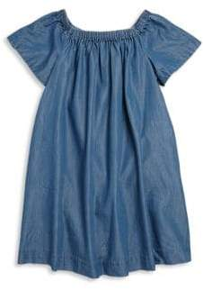 Ralph Lauren Toddler's, Little Girls& Girls Chambray Dress