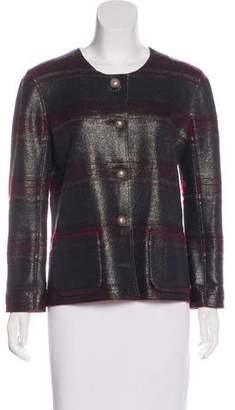 Chanel Paris-Dallas Cashmere Jacket