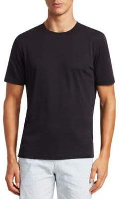 Saks Fifth Avenue COLLECTION Classic Cotton T-Shirt