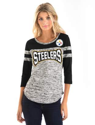 New Era Women's Pittsburgh Steelers Tee