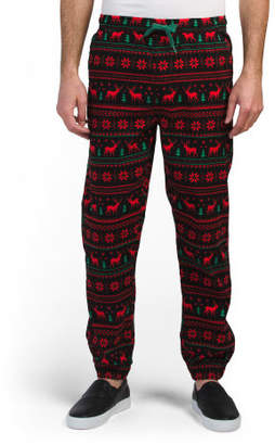Master Stretch Twill Holiday Joggers