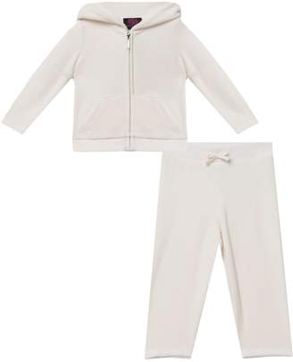 Juicy Couture Velour Classic Juicy Track Set for Baby