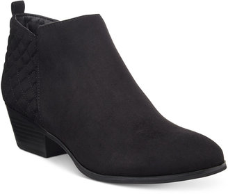 Style & Co Wessley Casual Booties, Only at Macy's $69.50 thestylecure.com