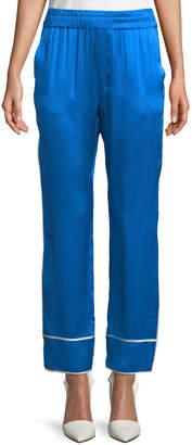 Alexis Coleen Silk Pants