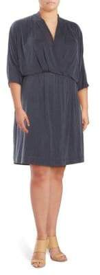 Tart Plus Size Constance Blouson Dress
