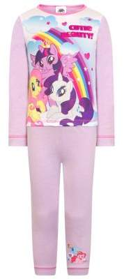 My Little Pony Baby Toddler Girls Pyjamas 2-3 years