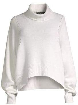 The Kooples Cashmere Knit Pullover