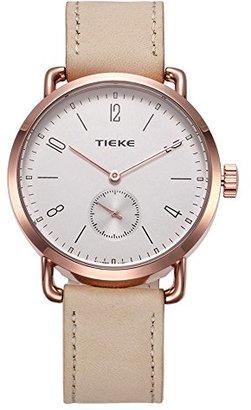 93bf87acea Rockyu ブランド 人気 時計 レディース メンズ オシャレ 防水 サファイアガラス 海外ブランド ピンク レディース腕時計