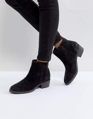 Rule London Suede Ankle Boots