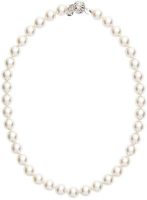 Majorica 12mm Round Simulated Pearl Necklace
