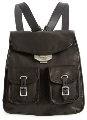 Rag & Bone Small Leather Field Backpack