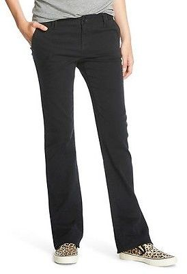 Women's Bootcut Chino Pant - Mossimo Supply Co. (Juniors') $24.99 thestylecure.com