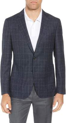 Rodd & Gunn Paddington Check Wool Blend Sport Coat