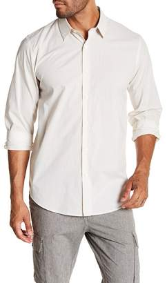 Theory Jack Grid Shirt
