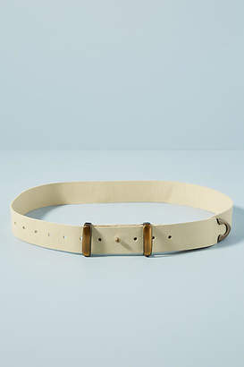 Anthropologie Hazel Leather Belt