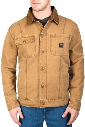 Dickies Men's Vintage Moto Jacket