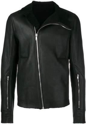 Rick Owens Sisyphus Mollino biker jacket