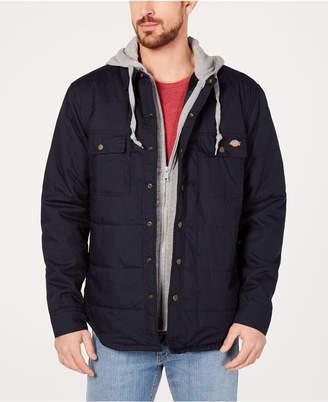 Dickies Men Hooded Quilt Jacket
