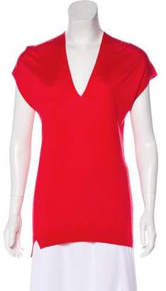 Zero Maria Cornejo Short Sleeve Knit Top