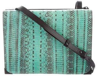 Alexander Wang Snakeskin Crossbody Bag