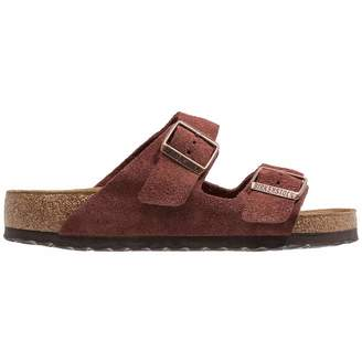 Birkenstock Arizona Women US 5 Bronze Slides Sandal