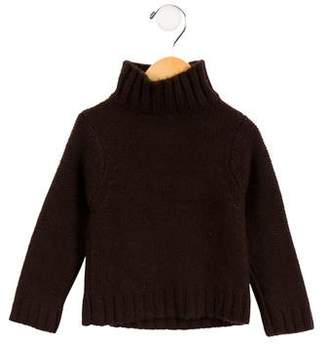 Baby CZ Girls' Turtleneck Sweater