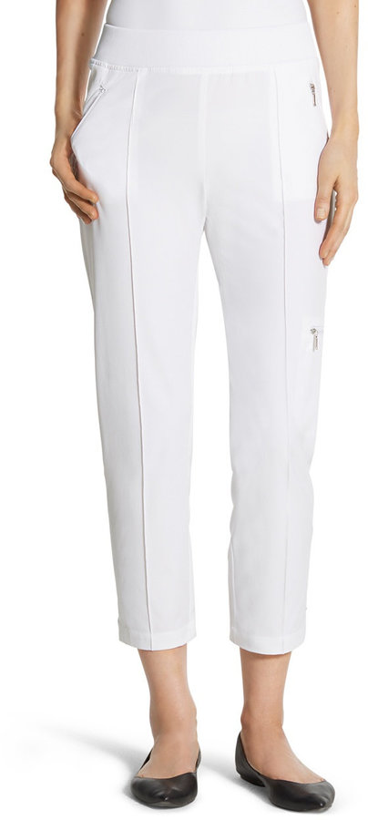 Gwen Seamed Crop Pants