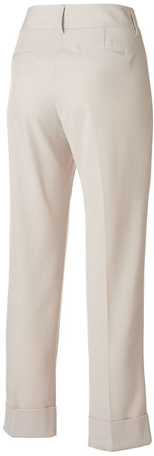 JLO by Jennifer Lopez cuffed wide-leg pants - women's