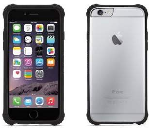 Griffin Survivor Core Ultra-Thin Case For iPhone 6 - Black