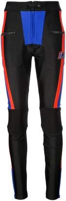 Scuba Panel Biker leggings