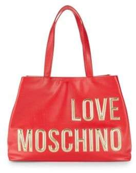 Love Moschino Classic Logo Tote
