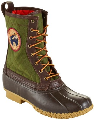 "L.L. Bean Men's Quilted L.L.Bean Boots, 10"" Thinsulate Patch"