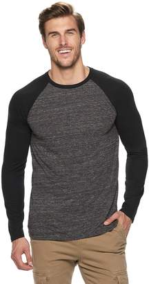 Big & Tall Urban Pipeline Awesomely Soft Ultimate Regular-Fit Raglan Tee