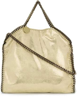 Stella McCartney Falabella foldover tote bag