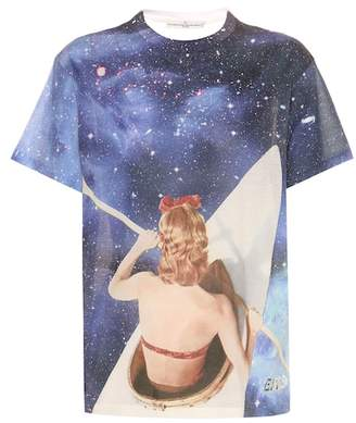 Golden Goose Galaxy printed cotton T-shirt