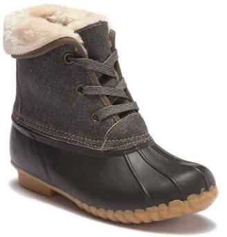 Sporto Degas 2 Faux Fur Duck Boot