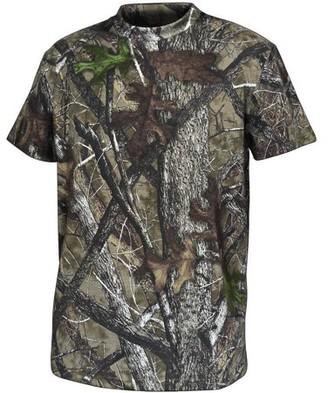 HTC True Timber Poly Cotton Short Sleeve T-Shirt, Fall